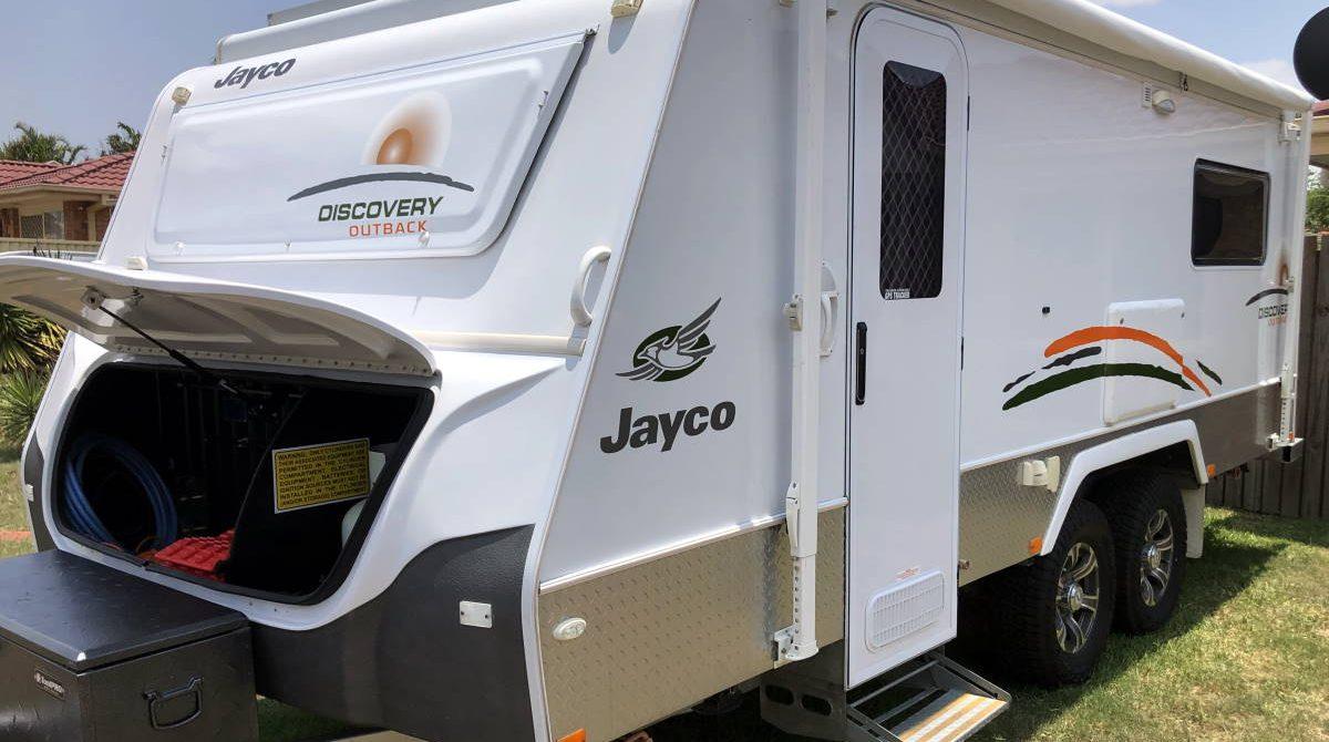 OKAJARO Caravan and Trailer ATM Upgrades